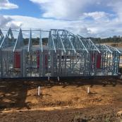GJ Gardner steel frame build homes